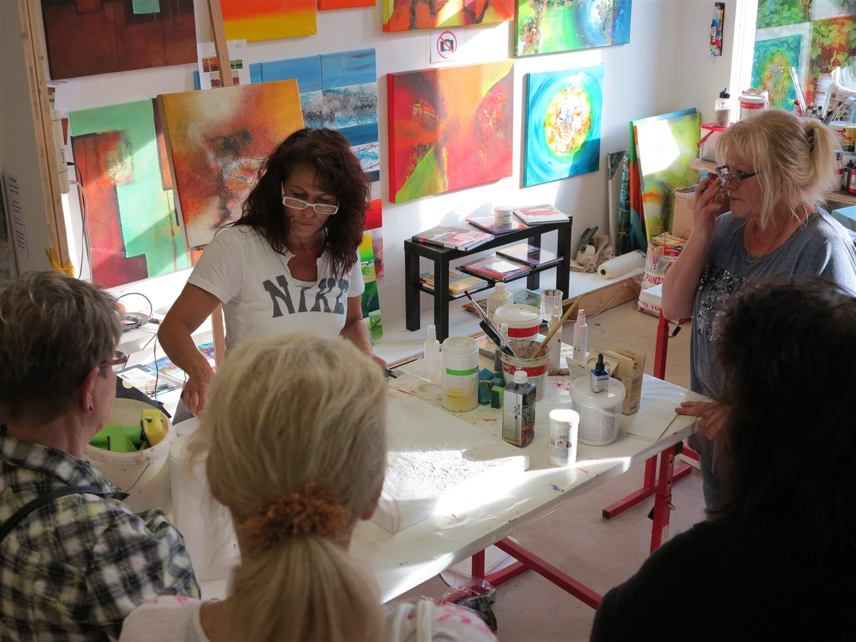 Workshop im arte via