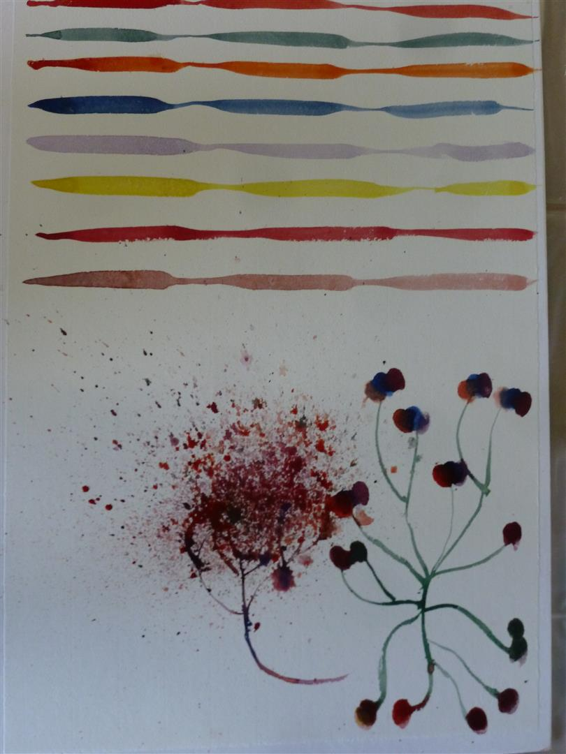 Aquarellkurs arte via Lotzwil