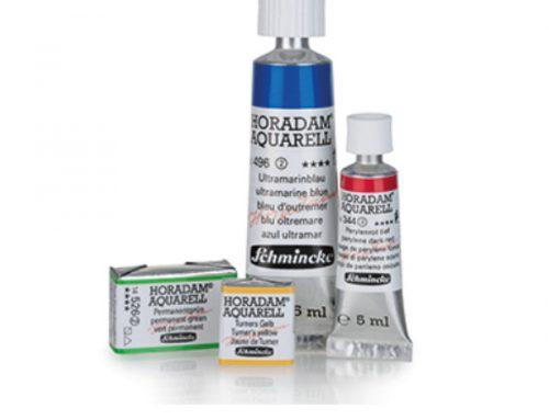 Schmincke – Aquarellfarben Horadam Premium